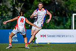 Swire Properties plays  during the Swire Properties Touch Tournament at King's Park Sports Ground on 13th September 2014 in Hong Kong, China . Photo by Victor Fraile / Power Sport Images