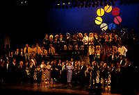 Gala d'ouverture pour l' Inauguration du reseau de television Quatre-Saisons. 7 septembre 1986<br /> <br /> PHOTO : Stephane Fournier - Agence Quebec Presse