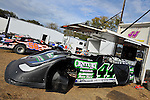 Feb 14, 2009; 4:07:12 PM; Barberville, FL, USA; World of Outlaws Late Model Series for the $10,000 to win at Volusia Speedway Park.  Mandatory Credit: (thesportswire.net)
