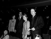 FILE PHOTO - <br /> Michel Cote a<br /> l'ouverture du Festival des Films du Monde, a la Place des arts, le 25 aout 1994.<br /> <br /> PHOTO : Pierre Roussel<br />  - Agence Quebec Presse