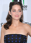 Marion Cotillard attends the 16th Annual Hollywood Film Awards Gala held at The Beverly Hilton in Beverly Hills, California on October 22,2012                                                                               © 2012 DVS / Hollywood Press Agency