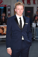 """Jack Lowden<br /> at the London Film Festival premiere for """"A United Kingdom"""" at the Odeon Leicester Square, London.<br /> <br /> <br /> ©Ash Knotek  D3160  05/10/2016"""