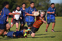 210703 Counties 1st XV Rugby - Pukekohe HS v Alfriston College