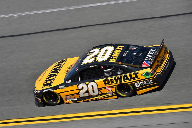 #20: Christopher Bell, Joe Gibbs Racing, Toyota Camry DEWALT