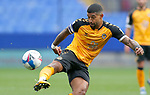 26.09.20 - Bolton v Newport County - League 2 Joss Labadie of Newport County