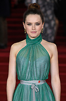 "Daisy Ridley<br /> at the ""Murder on the Orient Express"" premiere held at the Royal Albert Hall, London<br /> <br /> <br /> ©Ash Knotek  D3344  03/11/2017"