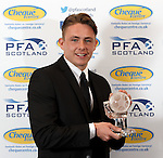 Scott Allan, Hibs gets Championship prize