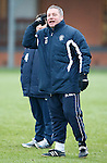 """Ally McCoist in Brian Clough moment """"You lot are useless"""""""