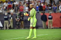 Glendale, AZ - Saturday June 25, 2016: Tim Howard during a Copa America Centenario third place match match between United States (USA) and Colombia (COL) at University of Phoenix Stadium.