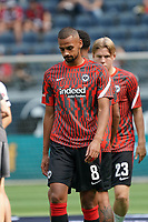 Djibril Sow (Eintracht Frankfurt) - Frankfurt 21.08.2021: Eintracht Frankfurt vs. FC Augsburg, Deutsche Bank Park, 2. Spieltag Bundesliga