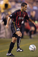 The MetroStars' Craig Ziadie. D.C. United defeated the MetroStars 1 to 0 in regular season MLS action on Saturday October 2, 2004 at Giant's Stadium, East Rutherford, NJ..