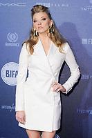 Natalie Dormer<br /> arriving for the British Independent Film Awards 2017 at Old Billingsgate, London<br /> <br /> <br /> ©Ash Knotek  D3359  10/12/2017