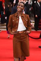 Michaela Coel<br /> arriving for the Prince's Trust Awards 2020 at the London Palladium.<br /> <br /> ©Ash Knotek  D3562 11/03/2020