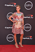 LOS ANGELES, USA. July 10, 2019: Colleen Quigley at the 2019 ESPY Awards at the Microsoft Theatre LA Live.<br /> Picture: Paul Smith/Featureflash