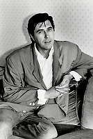 1985 FILE PHOTO - ARCHIVES -<br /> <br /> Roxy road: Ex-Roxy Musician Brian Ferry would rather record than tour. 'I spent so much time making the music I don't feel like singing it cover and over again; he says. That's too static. I'd much rather create.<br /> <br /> 1985<br /> <br /> PHOTO :  Erin Comb - Toronto Star Archives - AQP