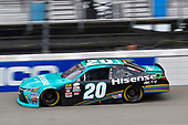 NASCAR XFINITY Series<br /> Irish Hills 250<br /> Michigan International Speedway, Brooklyn, MI USA<br /> Saturday 17 June 2017<br /> Denny Hamlin, Hisense Toyota Camry<br /> World Copyright: Nigel Kinrade<br /> LAT Images