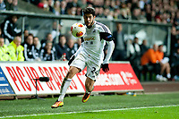 Thursday 28 November  2013  Pictured:Alejandro Pozuelo <br /> Re:UEFA Europa League, Swansea City FC vs Valencia CF  at the Liberty Staduim Swansea