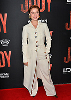 "LOS ANGELES, USA. September 20, 2019: Jessie Buckley at the premiere of ""Judy"" at the Samuel Goldwyn Theatre.<br /> Picture: Paul Smith/Featureflash"