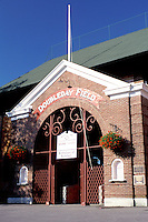 Cooperstown, baseball, NY, New York, Doubleday Field, the birthplace of baseball.