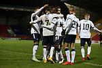 23.12.2020 St Johnstone v Rangers: Ianis Hagi takes the acclaim after scoring goal no 3 for Rangers