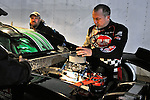 Feb 11, 2011; 8:00:56 PM; Gibsonton, FL., USA; The Lucas Oil Dirt Late Model Racing Series running The 35th annual Dart WinterNationals at East Bay Raceway Park.  Mandatory Credit: (thesportswire.net)