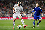 Real Madrid´s Gareth Bale during Champions League soccer match at Santiago Bernabeu stadium in Madrid, Spain. March, 10, 2015. (ALTERPHOTOS/Caro Marin)