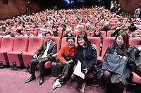 Sam HUI, Ann HUI, Chanel - Presentation en Avant-Premiere du film OUR TIME WILL COME de Ann Hui - Retrospective Hong Kong 20 ans de cinema - La Cinematheque francaise - 20 septembre 2017 - Paris - France