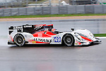 Luis Perez Companc (49), Pecom Racing driver in action during the ALMS/WEC practice sessions at the Circuit of the Americas race track in Austin,Texas.