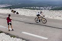 Jonas Vingegaard (DEN/Jumbo-Visma) on the Mont Ventoux<br /> <br /> Stage 11 from Sorgues to Malaucène (198.9km)<br /> 108th Tour de France 2021 (2.UWT)<br /> <br /> ©kramon