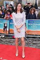 """Linzi Stoppard<br /> arrives for the premiere of """"A Hologram for the King"""" at the Bfi, South Bank, London<br /> <br /> <br /> ©Ash Knotek  D3110 25/04/2016"""