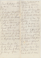 BNPS.co.uk (01202 558833)<br /> Pic: ArgyllEtkin/BNPS<br /> <br /> Pictured: The letter by Florence Nightingale.<br /> <br /> A prescient letter by Florence Nightingale expressing her anger at the lack of medical care for the poor 80 years before the creation of the NHS has sold for more than £3,000.<br /> <br /> The nursing heroine showed remarkable foresight when she wrote of her frustration that only wealthy people could access hospital care when sick.<br /> <br /> She feared the consequences of neglecting poor people at home and in workhouses meant they would suffer prolonged sickness that would condemn their children to a lifetime of poverty.
