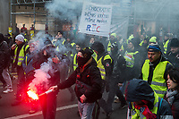 Yellow Vests Act X. Paris 19-1-19