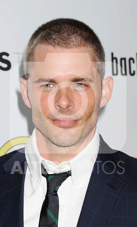 HOLLYWOOD, CA - AUGUST 23: James Marsden arrives at the Los Angeles premiere of 'Bachelorette' at the Arclight Hollywood on August 23, 2012 in Hollywood, California. /NortePhoto.com.... **CREDITO*OBLIGATORIO** *No*Venta*A*Terceros*..*No*Sale*So*third* ***No*Se*Permite*Hacer Archivo***No*Sale*So*third*