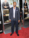 Isaiah Mustafa at The Lionsgate Screening of The Lincoln Lawyer held at The Arclight Theatre in Hollywood, California on March 10,2011                                                                               © 2010 Hollywood Press Agency