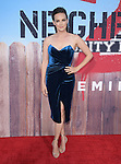 Carla Gallo attends The Universal Pictures Neighbors 2 : Sorority Rising American Premiere held at The Regency Village Theatre  in Westwood, California on May 16,2016                                                                               © 2016 Hollywood Press Agency