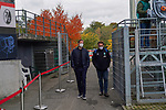 17.10.2020, Schwarzwald Stadion, Freiburg, GER, 1.FBL, SC Freiburg vs SV Werder Bremen<br /> <br /> im Bild / picture shows<br /> <br /> Florian Kohfeldt (Trainer SV Werder Bremen)<br /> <br /> Foto © nordphoto / Bratic<br /> <br /> DFL REGULATIONS PROHIBIT ANY USE OF PHOTOGRAPHS AS IMAGE SEQUENCES AND/OR QUASI-VIDEO.