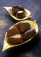 Gastronomie Générale: Chocolats de Noël
