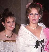 #PattyHearst #CorneliaSharpe 1986<br /> Photo By John Barrett/PHOTOlink.net