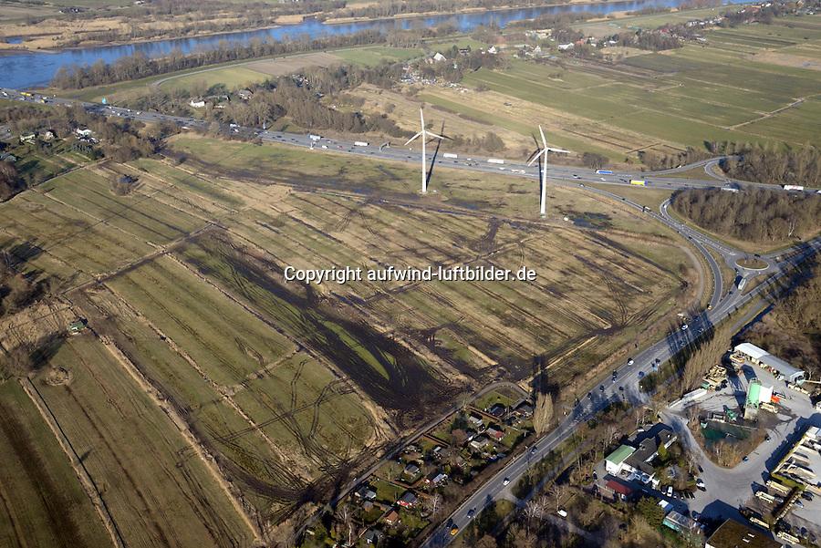 Gewerbegebiet Neuland 23: EUROPA, DEUTSCHLAND, HAMBURG, (EUROPE, GERMANY), 15.03.2016 Gewerbegebiet Neuland 23