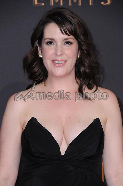 10 September  2017 - Los Angeles, California - Melanie Lynskey. 2017 Creative Arts Emmys - Arrivals held at Microsoft Theatre L.A. Live in Los Angeles. Photo Credit: Birdie Thompson/AdMedia