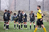 Illustrative picture of a friendly female soccer game between SC Eendracht Aalst and Club Brugge YLA on Saturday 16 January 2021 at Zandberg Youth Complex in Aalst , Belgium . PHOTO SPORTPIX.BE   SPP   SEVIL OKTEM