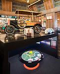 Cincinnati Museum Center Shaping Our City Exhibit | ROTO Design