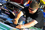 Feb 08, 2010; 4:50:52 PM; Barberville, FL., USA; The UNOH sponsored event running the 39th Annual DIRTCar Nationals at Volusia Speedway Park.  Mandatory Credit: (thesportswire.net)