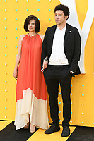 """Joel Fry<br /> arriving for the """"Yesterday"""" UK premiere at the Odeon Luxe, Leicester Square, London<br /> <br /> ©Ash Knotek  D3510  18/06/2019"""