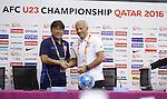 Japan vs Ir Iran during the AFC U-23  Championship Qatar 2016 Quarter finals match on January 21, 2016 at the Jassim Bin Hamad Stadium in Doha, Qatar. Photo by Fadi Al-Assaad / Lagardère Sports