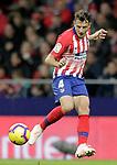 Atletico de Madrid's Santiago Arias during La Liga match. October 27,2018. (ALTERPHOTOS/Acero)