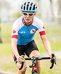 Michael Sametz, Rio 2016 - Para Cycling // Paracyclisme.<br /> Canadians ride in the men's road race // Les Canadiens participent à la course sur route masculine. 16/09/2016.