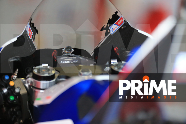 General View during the GoPro British MotoGP at Silverstone Circuit, Towcester, England on 26 August 2018. Photo by Chris Brown / PRiME Media Images