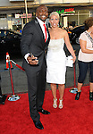 Terry Crews & wife at the Warner Bros' Pictures World Premiere of Lottery Ticket held at The Grauman's Chinese Theatre in Hollywood, California on August 12,2010                                                                               © 2010 Debbie VanStory / Hollywood Press Agency