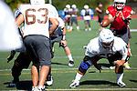2012 Preseason Football:  St. Francis High School